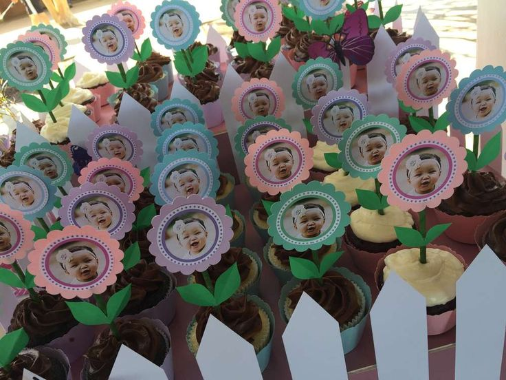 Butterflies and flowers Birthday Party Ideas   Photo 1 of 16