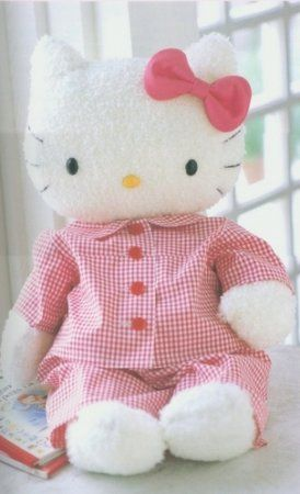 Hallo Kitty.  Pattern toys and master class