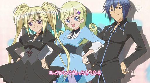 shugo+chara+ep+65   しゅごキャラ!!どきっ 第65話から新オープニング ... Ikuto