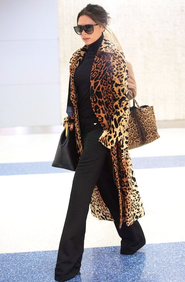 How to Dress at the Airport This Winter  7 Celebs Who Make It Look Easy 7cea9a747