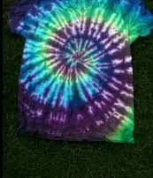 I love tye dye if you havent tried it before you need to try it