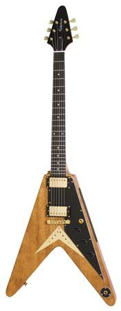 17 best ideas about gibson flying v jimi hendrix epiphone limited ed exclusive run 1958 flying v korina antique natural
