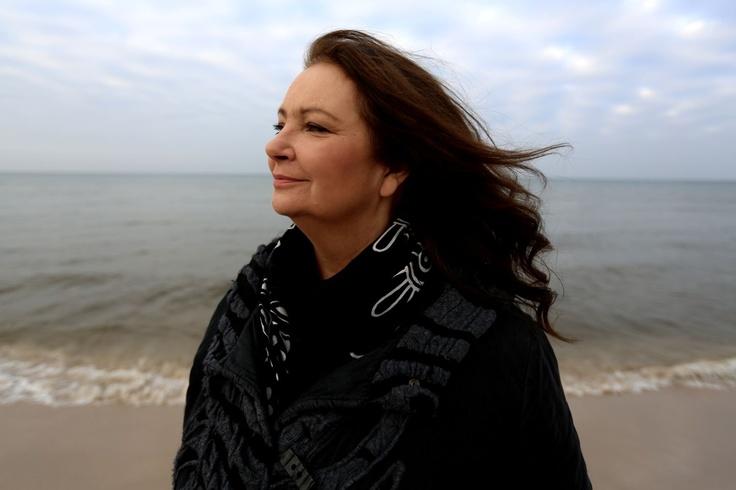 #AnnaDymna przesyła pozdrowienia z nadmorskiego Lubiatowa :) fot. M. Kowalski #morze