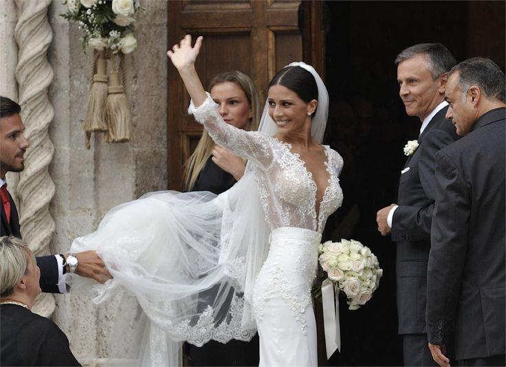 Le nozze di Mattia Destro e Ludovica Caramis - VanityFair.it