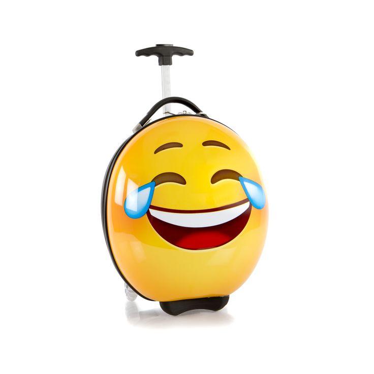 Heys Kids e-Motion Kindertrolley 41 cm 2 Rollen LOL #kinderkoffer #emoji #lol