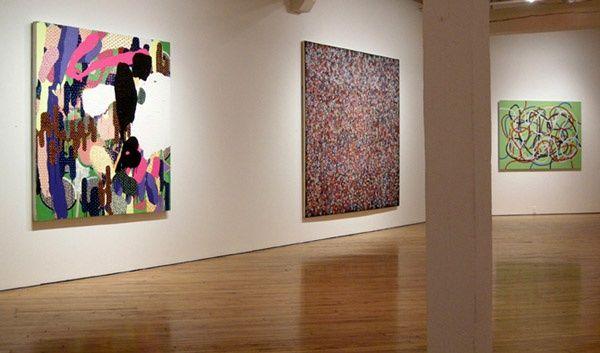 Katzman Kamen Gallery, Spadina Ave., Toronto.
