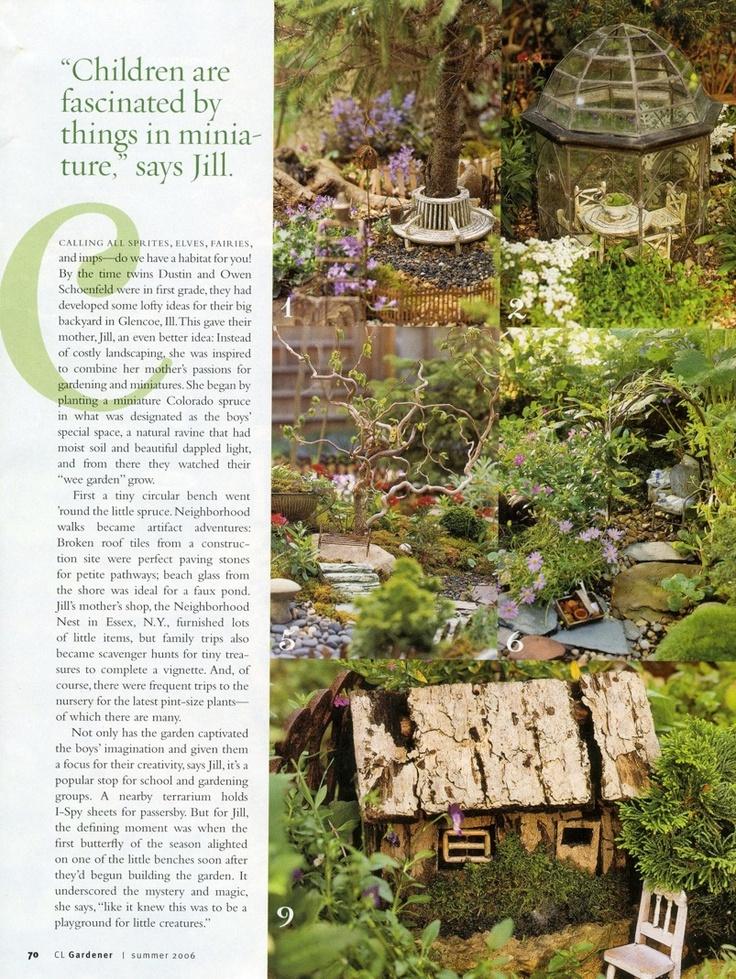 Fairy gardens: Gardens Ideas, Rustic Fairies, Fairies Gardens, Fairies Houses, Cutest Things, Fairy Gardens, Faeries Gardens, Miniatures Gardens, Gardens Heidifra