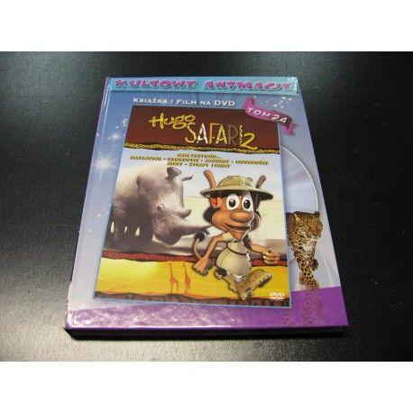HUGO SAFARI 2 DVD - Opole