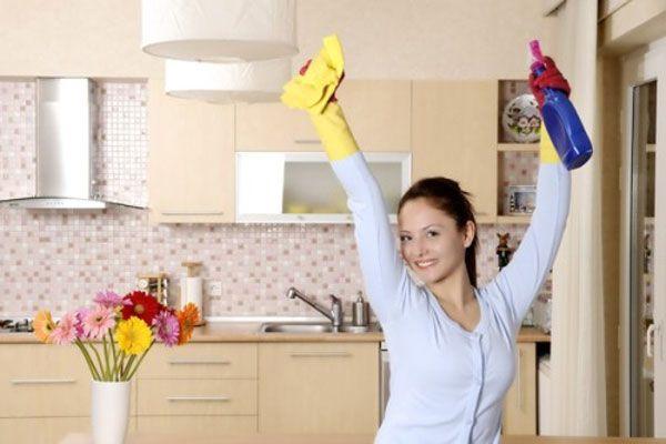 Весенняя уборка: 10 важных дел 0