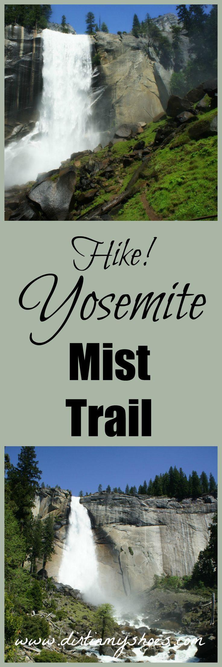 Yosemite The Mist Trail 392 best