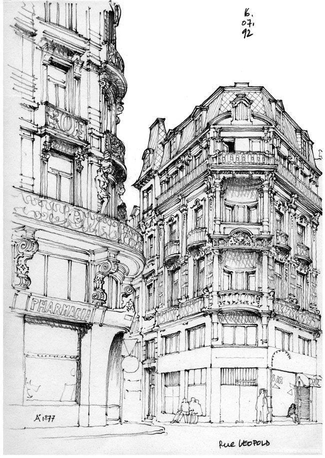 Toutes les tailles | Liège, rue Léopold | Flickr: partage de photos!