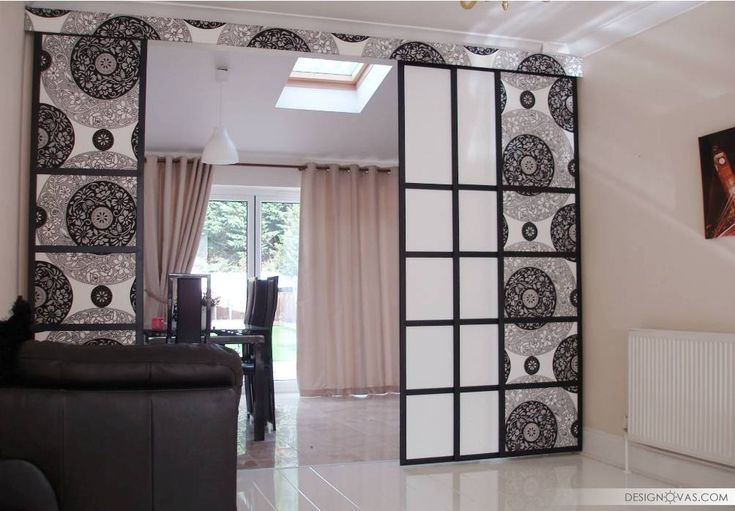 Как разделить комнату на две зоны? 30 потрясающе красивых идей |  #дизайн #зонирование #интерьер Красота