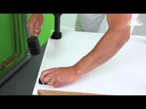 comment poser des meubles de cuisine leroy merlin with plaque de zinc leroy merlin. Black Bedroom Furniture Sets. Home Design Ideas