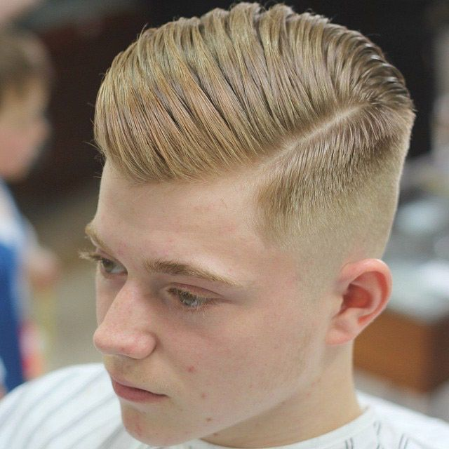 also Best 25  Young men haircuts ideas on Pinterest   Boy haircuts  Boy further  besides 55 Cool  b Over Haircut Ideas in 2016   MenHairstylist additionally  furthermore Best 20  High fade  b over ideas on Pinterest   Undercut as well 101 Different Inspirational Haircuts for Men in 2017 additionally Best 25   bover ideas only on Pinterest   Side quiff  Mens together with  also  besides 100 Tasteful  b Over Haircuts    Be Creative in 2017. on men comb over fade haircuts for blonde hair