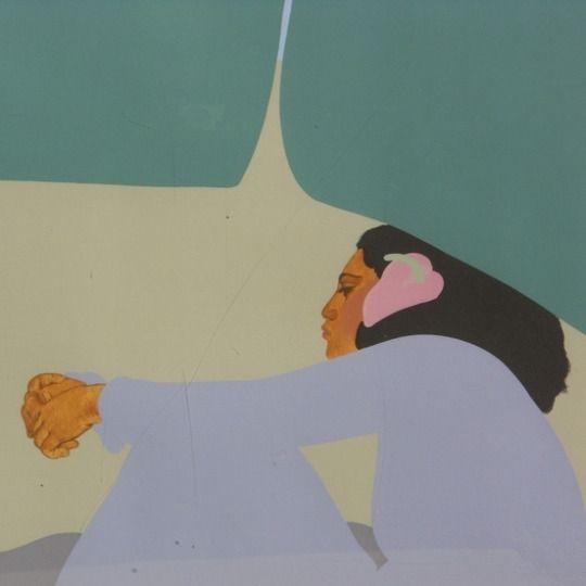 Pegge Hopper | borne 1936, USA | Banana Leaf