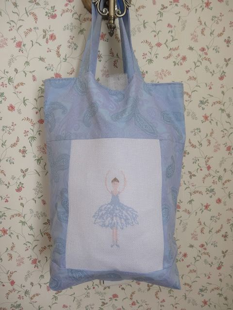 Ясна София: Балетная сумка