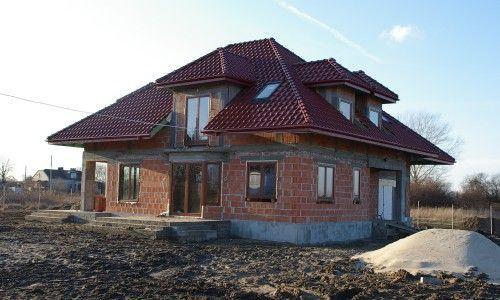 Projekt domu Agnieszka 2