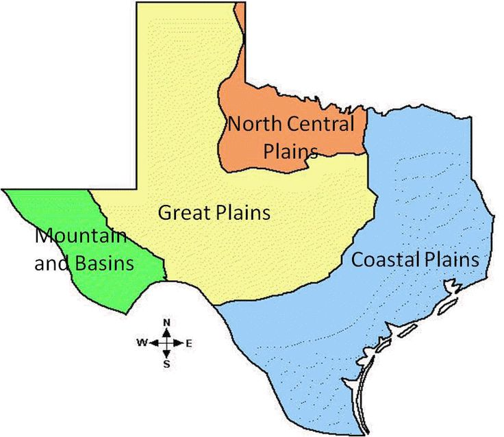 Regional Geography-nice Site With Good Info.