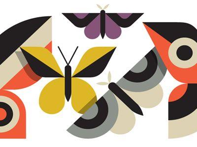 Butterflies by Doublenaut