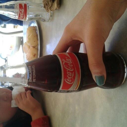My coke cole