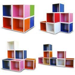 Möbel aus Karton / Regalwürfel - kartondesign.ch