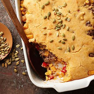 Moroccan Beef and Pumpkin Bake From Better Homes and Gardens, ideas and improvement projects for your home and garden plus recipes and entertaining ideas.
