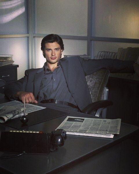 regram @tombyfans #Smallville #Promo #ClarkKent #TomWelling