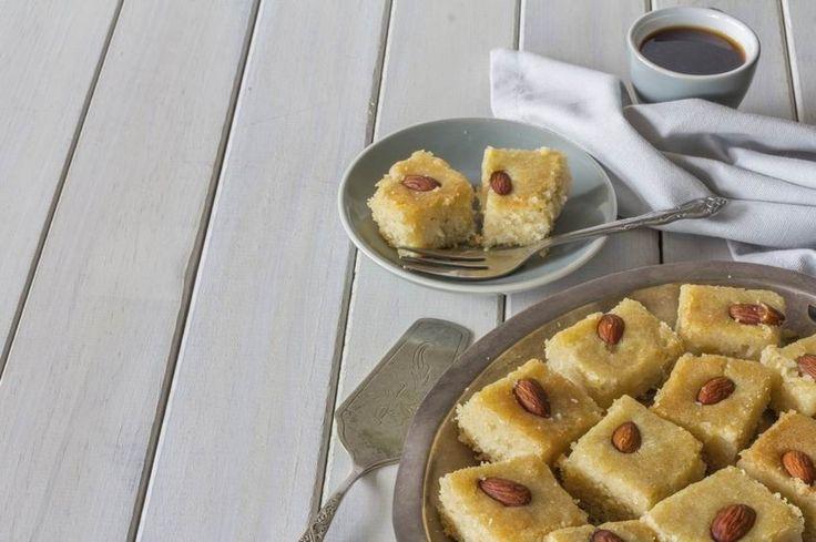 Revani -  török grízes süti