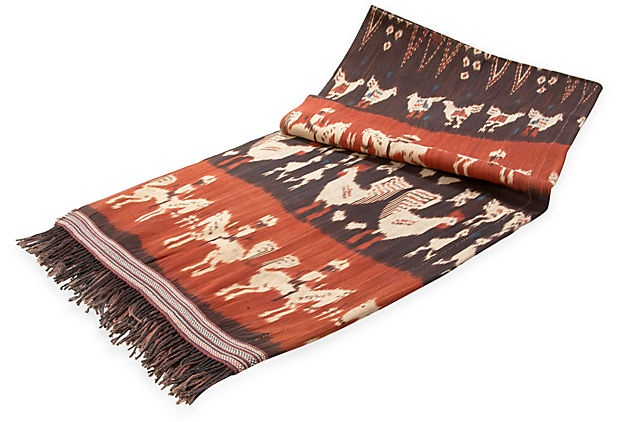 Sumba Ikat Cloth