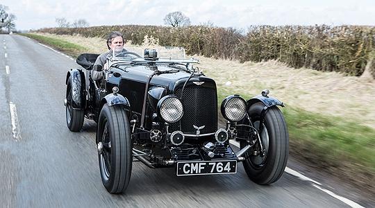 1935 Aston Martin 1½ Litre Ulster
