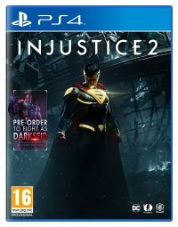 Injustice 2: DC supervillainDarkseidis a playable character. Pre-order for PS4