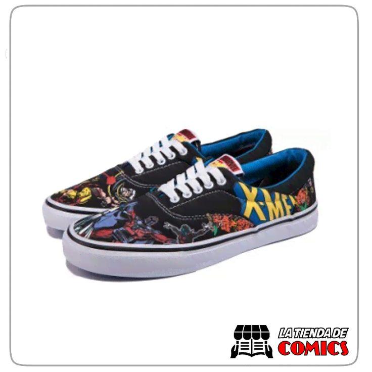 Zapatos Vans X-Men