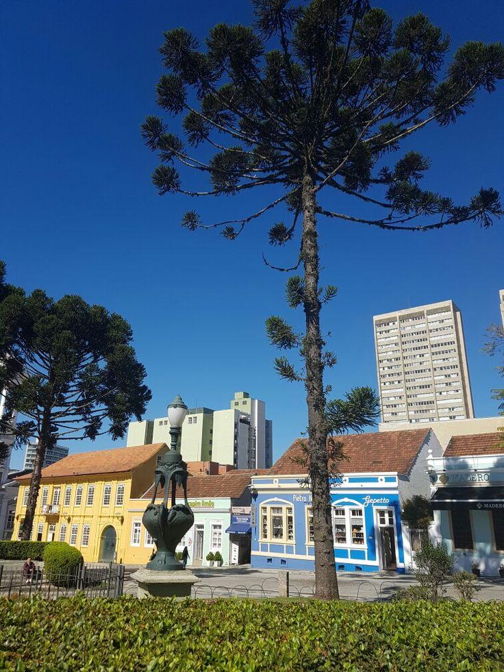 Largo da Ordem Curitiba 2016