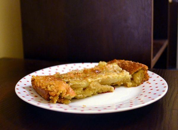 Relish it: 115. Wednesday / pieczone bananowe naleśniki... w DZIEŃ ŚNIADANIA!