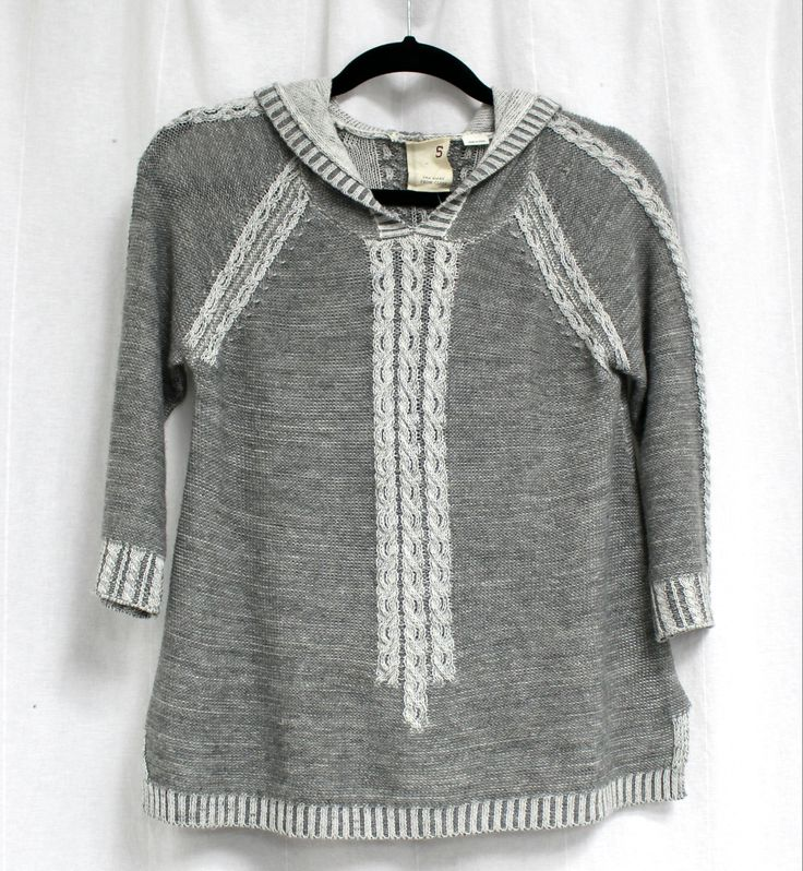 Ahhh.. the sweaters at Anthropologie... (Except our is.. $19.99!)
