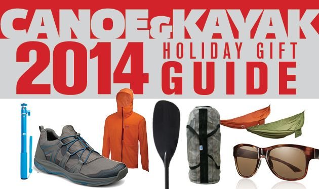C&K's annual Holiday Gift Guide offers a little last-minute swag-giving inspiration for that paddler on your list.