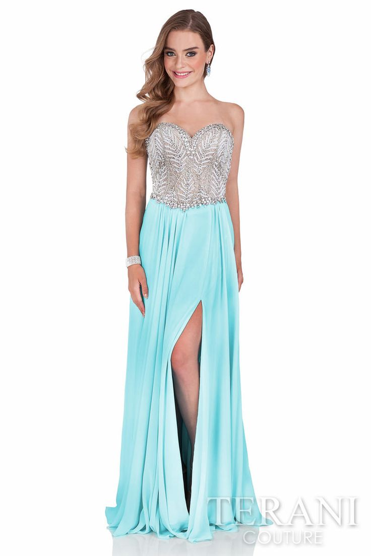 94 best Prom dresses images on Pinterest | Prom dresses, Ball gown ...