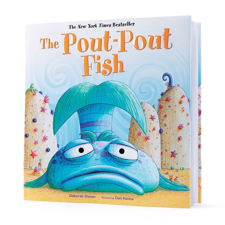 13 best books with characters i want for my class images for The pout pout fish book