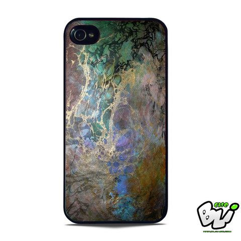 Abstract Stone iPhone SE Case