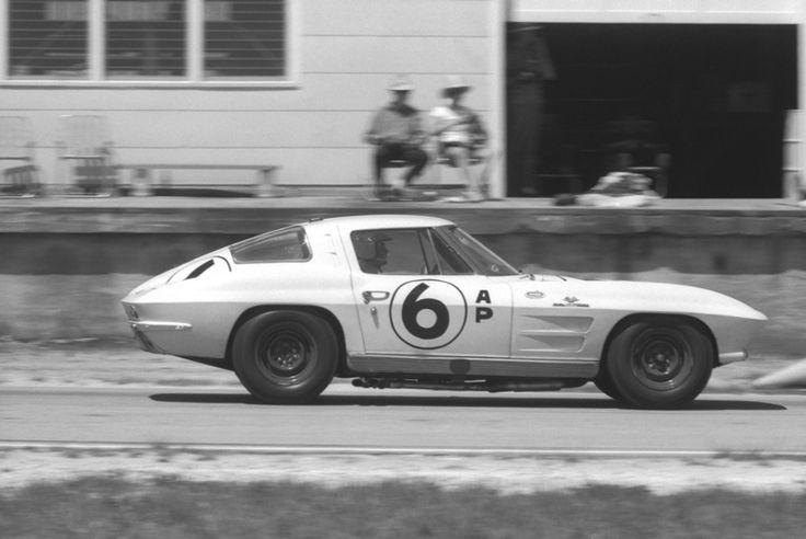 Santa Barbara in 1963 with the ZO-6