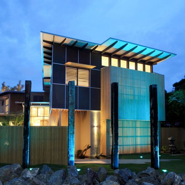 GAIA House Mooloolaba Australia www.conlongroup.com.au #conlongroup #landscapedesign #landscapearvhitecture