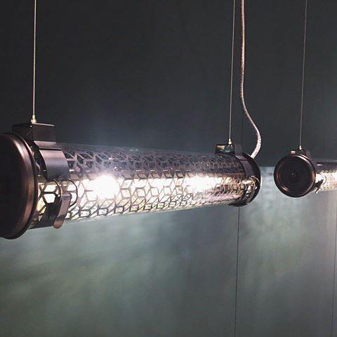 Latest news from Sammode, presented at Light + Building 2016.  #limitidedition #sammode #lightandbuilding #lb16 #lighting #design #availablefrommollerandrothe