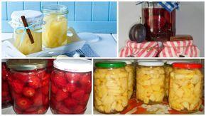 17 igazán finom ízű gyümölcskompót válogatás