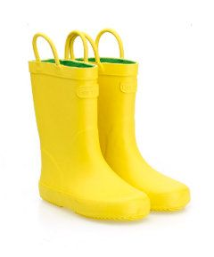 View details of Mothercare Unisex Wellies - Yellow