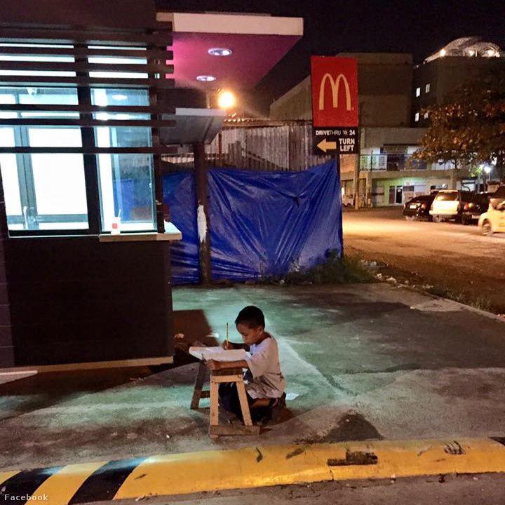 homeless littleboy