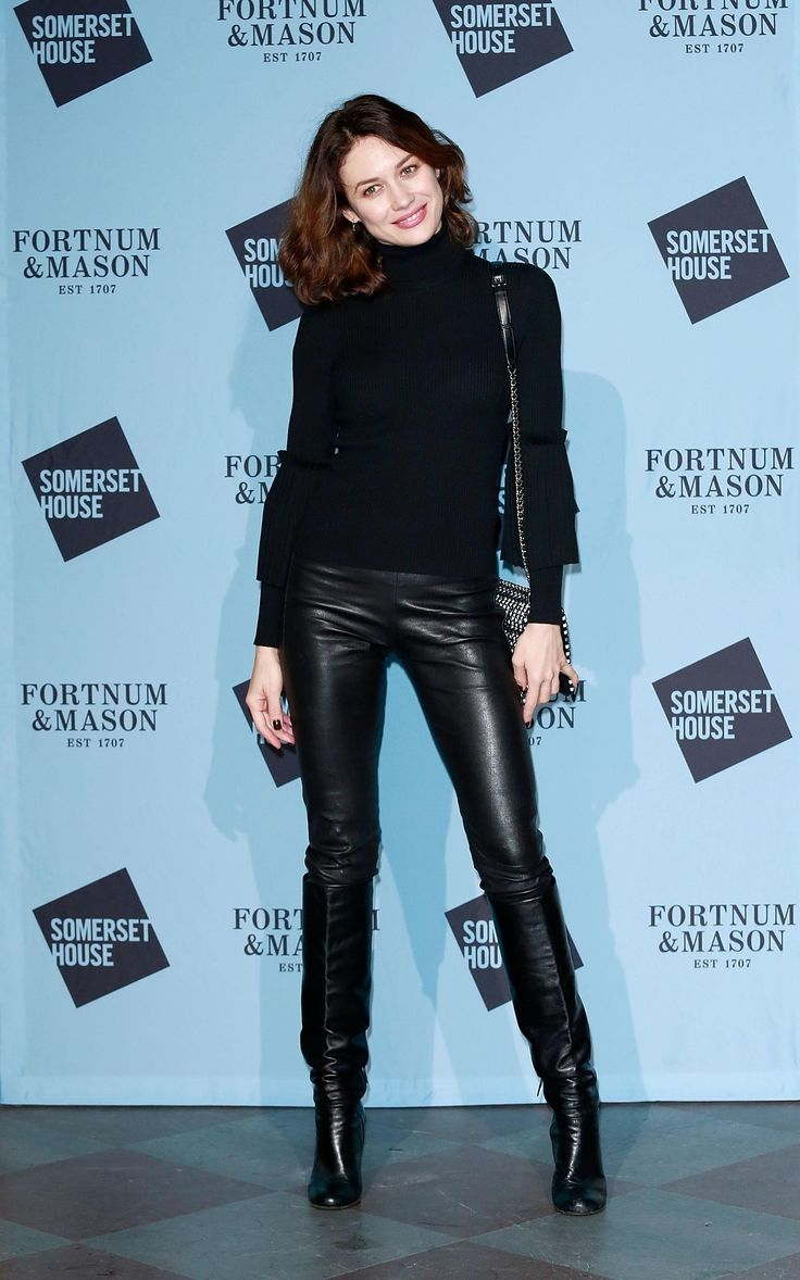 Olga Kurylenko attends the launch party for Skate