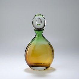 Glass bottle - Deposito da marinha grande
