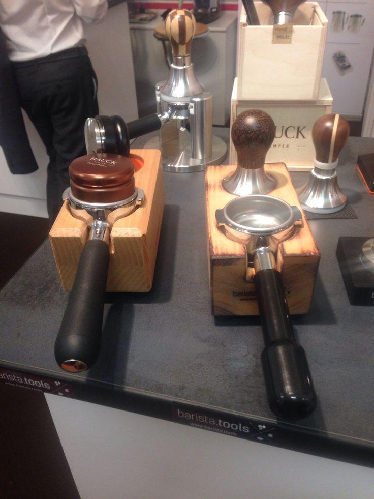 Pigia caffè e braccetti personalizzati