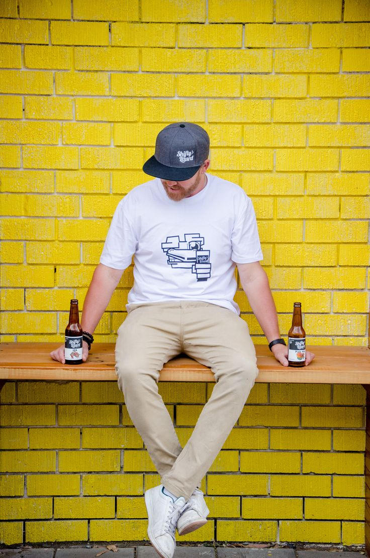 Shifty Lizard Brewing Merchandise available through the website!