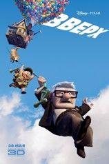 Пожилые супруги из США повторили сцену из мультфильма Вверх - Афиша Mail.Ru